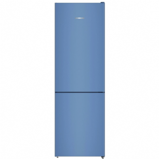 LIEBHERR CNFB4313  Freestanding fridge freezer with  a 3 drawer freezer in frozen blue
